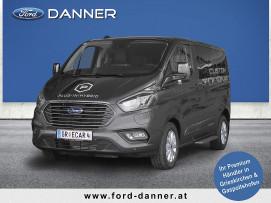 Ford Tourneo Custom TITANIUM-X PHEV 126 PS EcoBoost (VOLLAUSSTATTUNG zum BESTPREIS) bei BM || Ford Danner PKW in