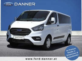 Ford Transit Custom TREND Variobus 2,0 TDCI L2H1 320 (+ € 1.000,– FINANZIERUNGSBONUS*) Transit Custom Variobus TREND (9-Sitzer zum BESTP bei BM || Ford Danner PKW in
