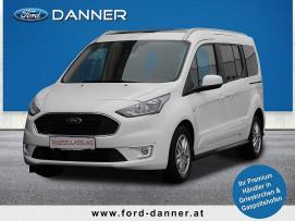 Ford Tourneo Connect Grand TITANIUM EcoBlue 120PS (TAGESZULASSUNG zum BESTPREIS) bei BM || Ford Danner PKW in