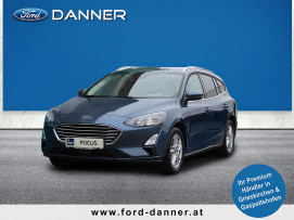 Ford Focus COOL & CONNECT Kombi 95 PS EcoBlue (STYLE-AUSSTATTUNG) bei BM    Ford Danner PKW in
