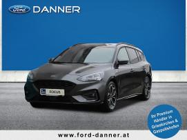 Ford Focus ST-LINE X Kombi 120 PS EcoBlue (PREMIUM-S AUSSTATTUNG) bei BM || Ford Danner PKW in