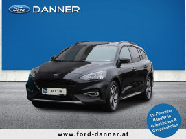 Ford Focus ACTIVE X Kombi 120 PS EcoBlue (PREMIUM-S AUSSTATTUNG) bei BM || Ford Danner PKW in
