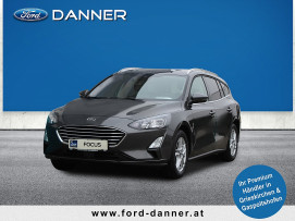 Ford Focus COOL & CONNECT Kombi 120 PS EcoBlue (STYLE-AUSSTATTUNG) bei BM || Ford Danner PKW in