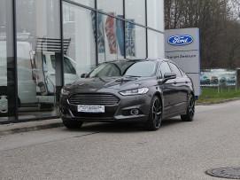 Ford Mondeo Titanium X TDCi 180PS AWD Automatik (PREMIUM-AUSSTATTUNG zum BESTPREIS) bei BM || Ford Danner PKW in