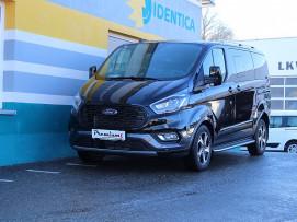 Ford Tourneo Custom ACTIVE 185PS Aut. EcoBlue 320 L1 (€ 42.719,– exkl. MWST / LAGERABVERKAUF) bei BM || Ford Danner PKW in