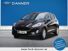 Ford Fiesta COOL & CONNECT 5tg. 75 PS (TAGESZULASSUNG / BESTPREIS) bei BM || Ford Danner PKW in