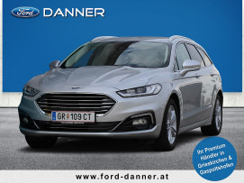 Ford Mondeo TITANIUM-X 190 PS Hybrid (CLICK & COLLECT AKTION*) bei BM || Ford Danner PKW in