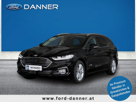 Ford Mondeo TITANIUM-X Kombi 187 PS HYBRID Aut. (CLICK & COLLECT AKTION*) bei BM || Ford Danner PKW in