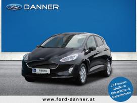 Ford Fiesta TITANIUM 5tg. 75 PS (PREMIUM-AUSSTATTUNG / FINANZIERUNGSAKTION*) bei BM || Ford Danner PKW in