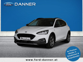 Ford Focus ACTIVE 5tg. 125 PS EcoBoost Mild-Hybrid (CLICK & COLLECT AKTION / FINANZIERUNGSAKTION*) bei BM || Ford Danner PKW in