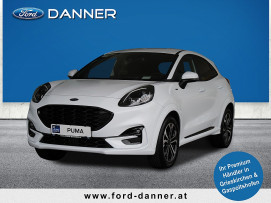 Ford Puma ST-LINE 125 PS EcoBoost Mild-Hybrid (CLICK & COLLECT AKTION / FINANZIERUNGSAKTION*) bei BM || Ford Danner PKW in