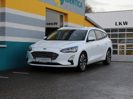 Ford Focus Cool&Connect Kombi EcoBlue 150PS (CLICK & COLLECT AKTION*) bei BM || Ford Danner PKW in