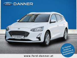 Ford Focus Kombi Cool & Connect EcoBlue 95PS (CLICK & COLLECT AKTION*) bei BM || Ford Danner PKW in