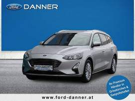 Ford Focus Kombi TITANIUM EcoBlue 120PS (CLICK & COLLECT AKTION*) bei BM || Ford Danner PKW in