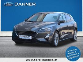 Ford Focus TITANIUM-X Business 1,5L 120PS (VOLLAUSSTATTUNG zum BESTPREIS) bei BM || Ford Danner PKW in