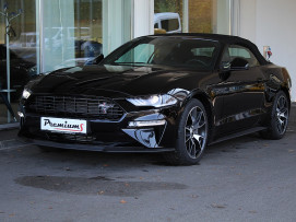 Ford Mustang Cabrio 55-YEARS-EDITION (EINZELSTÜCK) 2,3 EcoBoost bei BM || Ford Danner PKW in