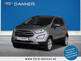 Ford EcoSport TITANIUM Ecoboost 125PS (+ € 1.000,– FINANZIERUNGSBONUS*) bei BM || Ford Danner PKW in