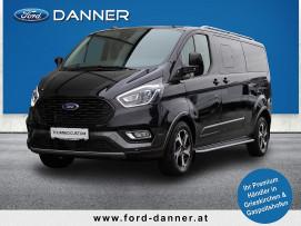 Ford Tourneo Custom ACTIVE 185PS Aut. EcoBlue 320 L2 (€ 43.922,– exkl. MWST / LAGERABVERKAUF) bei BM || Ford Danner PKW in
