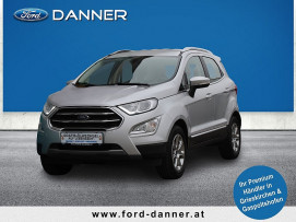 Ford EcoSport TITANIUM 125PS EcoBoost (CLICK & COLLECT AKTION*) bei BM || Ford Danner PKW in