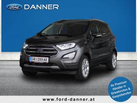 Ford EcoSport TITANIUM 125 PS EcoBoost (VORFÜHRWAGEN zum BESTPREIS) bei BM || Ford Danner PKW in