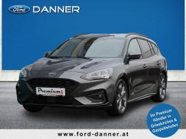 Ford Focus ST-LINE Kombi 120 PS EcoBlue Automatik (PREMIUM S-AUSSTATTUNG) bei BM || Ford Danner PKW in