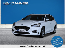 Ford Focus ST-LINE Kombi 125 PS EcoBoost Mild-Hybrid (PREMIUM S-AUSSTATTUNG) bei BM || Ford Danner PKW in