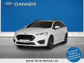 Ford Mondeo ST-LINE Kombi 187 PS HYBRID Automatik (PREMIUM S-AUSSTATTUNG) bei BM || Ford Danner PKW in