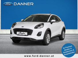 Ford Puma COOL & CONNECT 95 PS EcoBoost (STYLE-AUSSTATTUNG) bei BM || Ford Danner PKW in