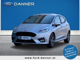 Ford Fiesta ST-LINE 5tg. 95 PS EcoBoost (PREMIUM S-AUSSTATTUNG) bei BM || Ford Danner PKW in