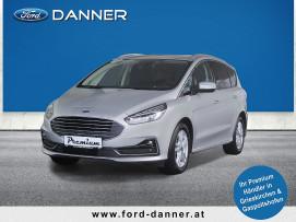 Ford S-MAX TITANIUM 150 PS EcoBlue (PREMIUM-AUSSTATTUNG / FINANZIERUNGSAKTION*) bei BM || Ford Danner PKW in