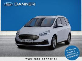 Ford Galaxy TITANIUM 150 PS EcoBlue Automatik (PREMIUM-AUSSTATTUNG) bei BM || Ford Danner PKW in