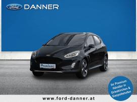Ford Fiesta ACTIVE X 5tg. 95 PS EcoBoost (PREMIUM S-AUSSTATTUNG) bei BM || Ford Danner PKW in