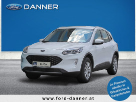 Ford Kuga COOL & CONNECT 120 PS EcoBoost (STYLE-AUSSTATTUNG) bei BM || Ford Danner PKW in