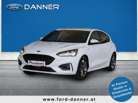 Ford Focus ST-LINE X 5tg. 120 PS EcoBlue (PREMIUM S-AUSSTATTUNG) bei BM || Ford Danner PKW in