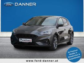 Ford Focus ST-LINE X 5tg. 120 PS EcoBlue (PREMIUM S-AUSSTATTUNG / FINANZIERUNGSAKTION*) bei BM || Ford Danner PKW in
