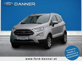 Ford EcoSport TITANIUM 125PS EcoBoost (TOP-AUSSTATTUNG ZUM BESTPREIS) bei BM || Ford Danner PKW in