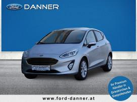 Ford Fiesta TITANIUM 100PS EcoBoost (TOP-AUSSTATTUNG ZUM BESTPREIS) bei BM || Ford Danner PKW in