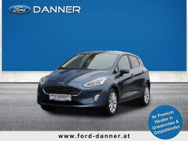 Ford Fiesta TITANIUM EcoBoost 95PS (TOP-AUSSTATTUNG ZUM BESTPREIS) bei BM || Ford Danner PKW in