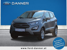 Ford EcoSport Cool & Connect 100PS EcoBoost (TAGESZULASSUNG / BESTPREIS) bei BM || Ford Danner PKW in