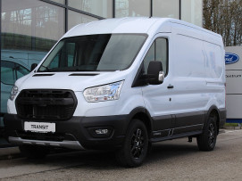 Ford Transit Kasten Trail AWD L2H2 350 130PS (€ 28.483,– exkl.) Transit Kasten Trail AWD L2H2 350 130PS (€ ,– exk bei BM || Ford Danner PKW in