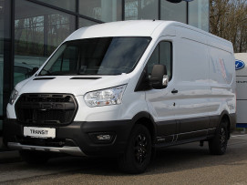 Ford Transit Kasten Trail AWD L3H2 350 130PS (€ 28.983,– exkl.) Transit Kasten Trail AWD L2H2 350 130PS (€ ,– exk bei BM || Ford Danner PKW in