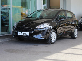 Ford Fiesta COOL & CONNECT 5tg. 75 PS (STYLE-AUSSTATTUNG) bei BM || Ford Danner PKW in