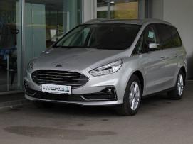 Ford Galaxy TITANIUM 190 PS Benzin Automatik FHEV (PREMIUM-AUSSTATTUNG) bei BM || Ford Danner PKW in