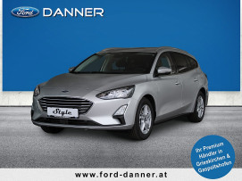 Ford Focus COOL & CONNECT Kombi 120 PS EcoBlue (STYLE AUSSTATTUNG) bei BM || Ford Danner PKW in