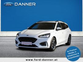 Ford Focus ST-LINE Kombi 120 PS EcoBlue Automatik (VORFÜHRWAGEN / BESTPREIS) bei BM || Ford Danner PKW in