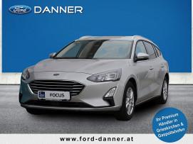 Ford Focus COOL & CONNECT Kombi 120 PS EcoBlue (VORFÜHRWAGEN / BESTPREIS) bei BM || Ford Danner PKW in