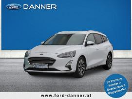 Ford Focus Kombi Cool & Connect EcoBlue 150PS (VORFÜHRWAGEN / BESTPREIS) bei BM || Ford Danner PKW in