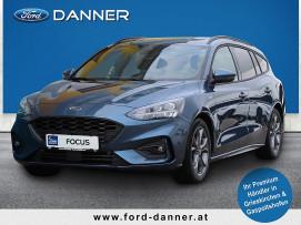 Ford Focus ST-LINE Kombi 120 PS EcoBlue (PREMIUM S-AUSSTATTUNG) bei BM || Ford Danner PKW in