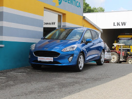 Ford Fiesta Cool & Connect 95PS EcoBoost (TOP-AUSSTATTUNG ZUM BESTPREIS) bei BM || Ford Danner PKW in