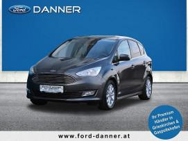 Ford C-MAX TITANIUM 150PS EcoBoost Automatik (VOLLAUSSTATTUNG zum BESTPREIS) bei BM || Ford Danner PKW in